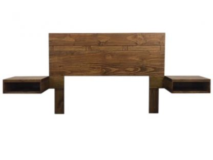 australian made timber bedhead side tables BOCO